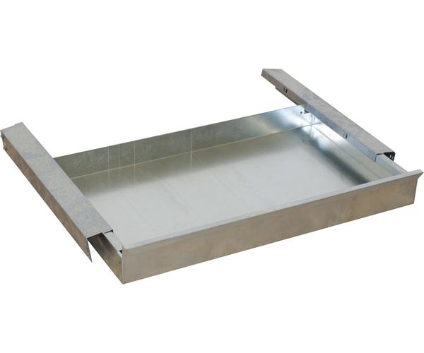 Complementos para bancos de trabajo for Pedestales metalicos para mesas